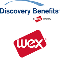 WEX (Formerly Discovery Benefits) logo